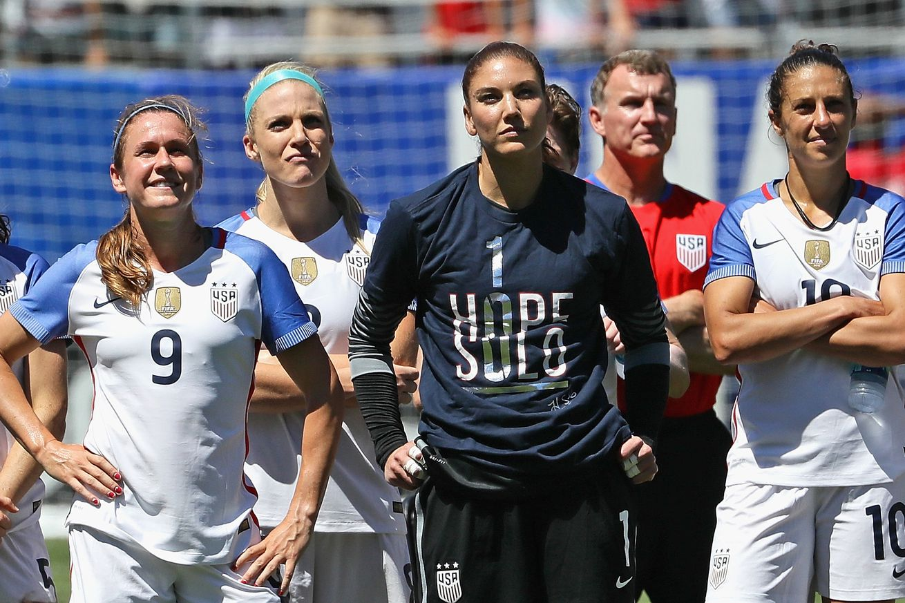 USWNT blanks New Zealand to kick off Rio play