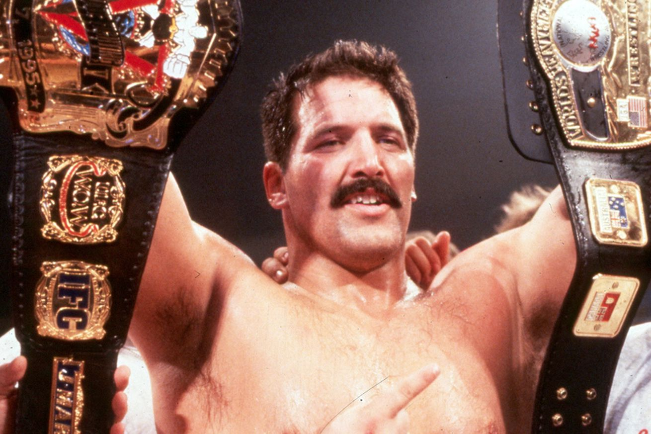 community news, Dan Severn pissed at no balls Ken Shamrock for pulling out of their planned fight