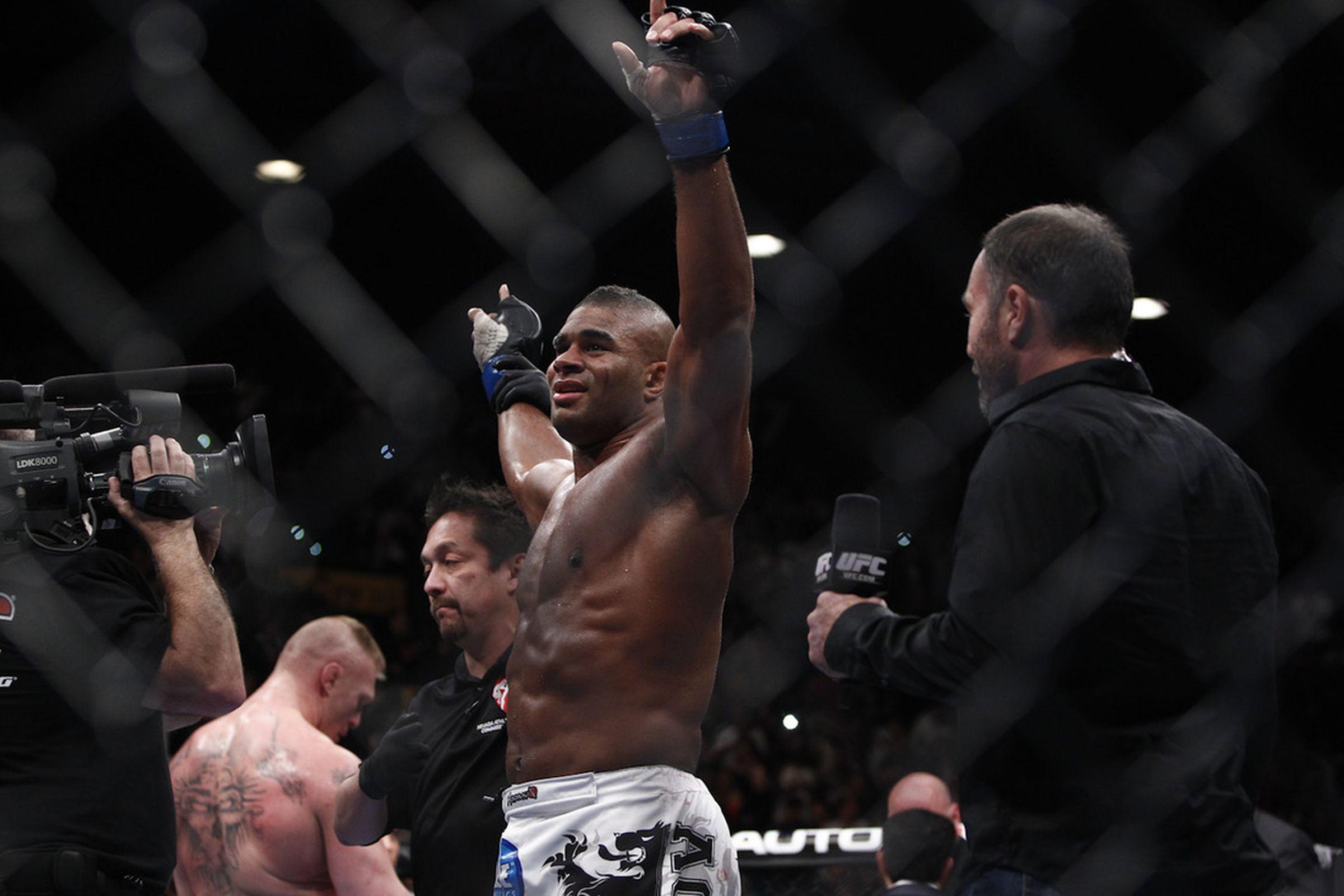 UFC 141 Results: Lesnar vs. Overeem - MMA Fighting