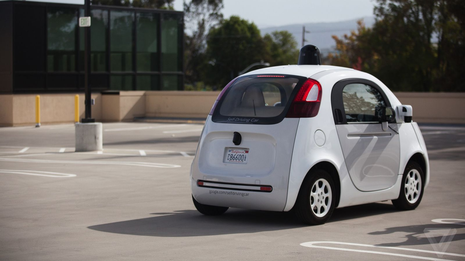 Google's self-driving cars are also self-honking cars | The Verge