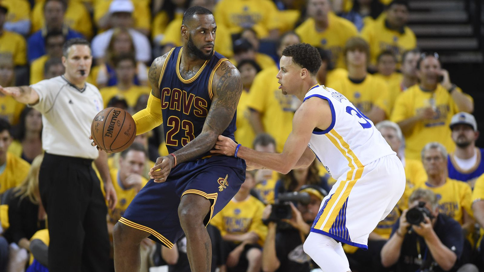 Warriors vs. Cavaliers, NBA Finals 2015: Time, TV schedule and live stream for Game 6 - SBNation.com