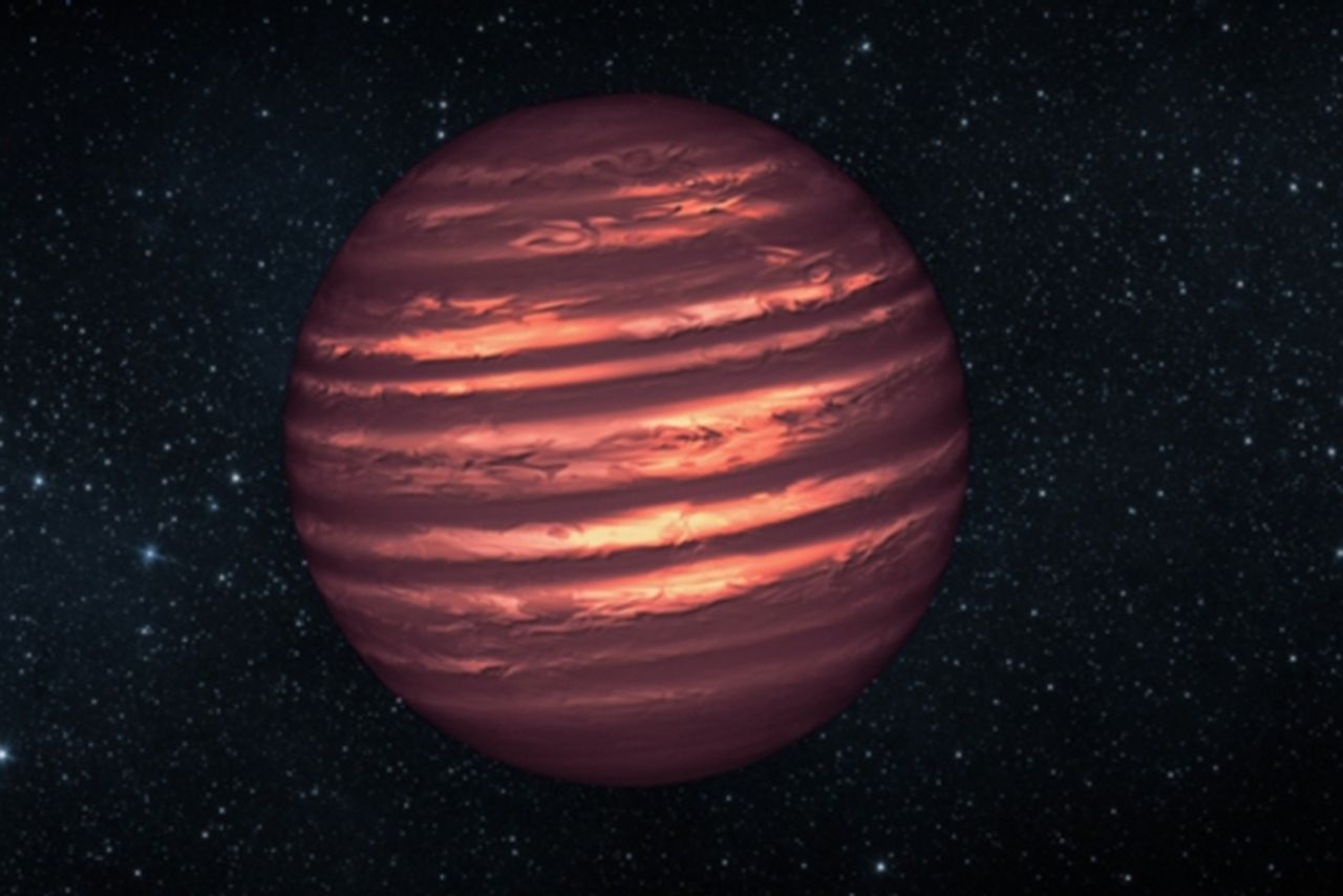 Astronomers: Evidence of water clouds found outside solar system