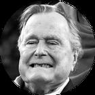 Photo of George H.W. Bush