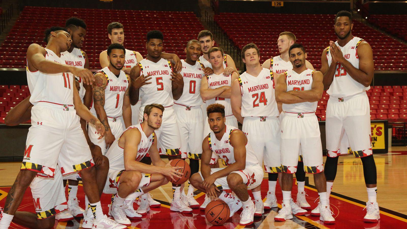 Uk Men S Basketball 2018 2019 Schedule: Maryland Terrapins Wikipedia