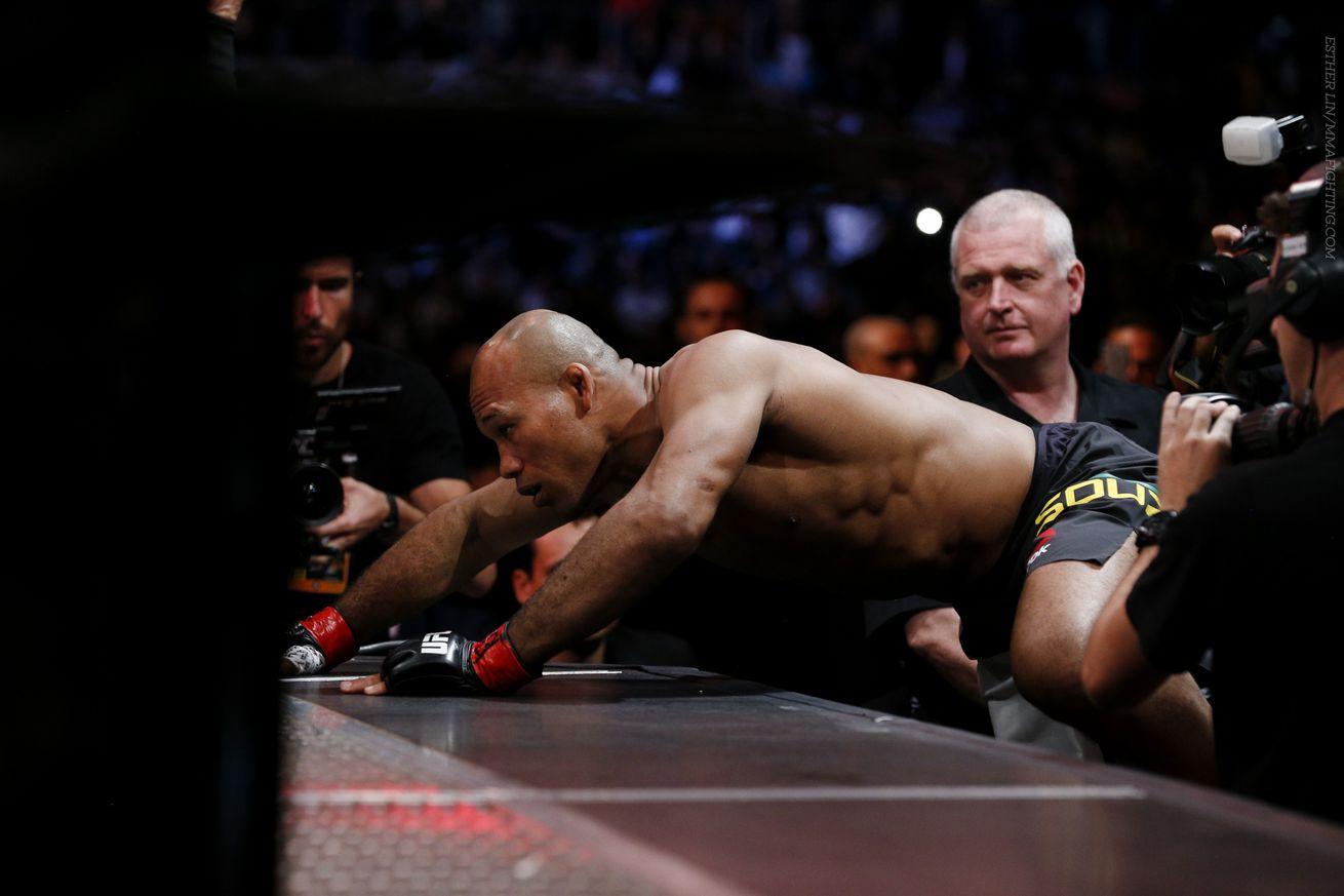 community news, 'Jacare' Souza injured knee before UFC 198, promises to 'destroy' winner of Luke Rockhold vs. Michael Bisping