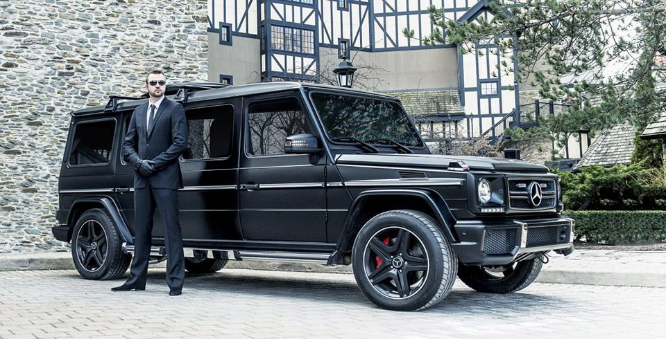 Luxury Armored Vehicles: This Month In Luxury: Armored Vehicles