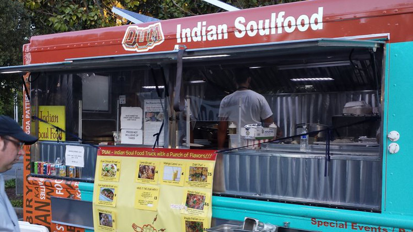 Dum Indian Soul Food Hours