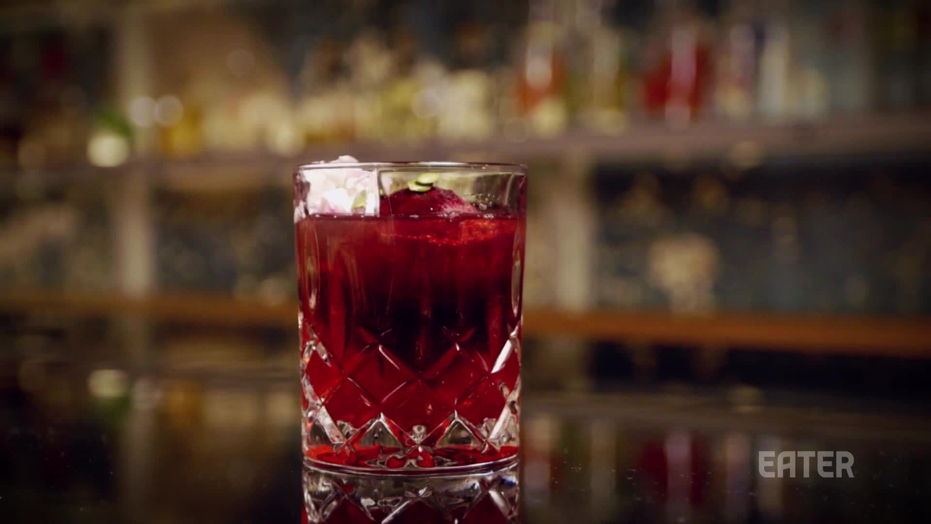 Make a Gin Cocktail With Beet and Horseradish This Weekend