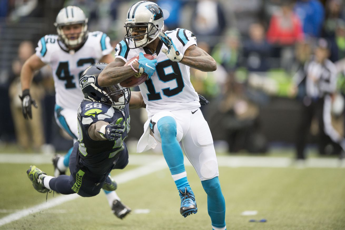 NFL Jerseys - Panthers vs Seahawks: Pro Football Focus Preview - Cat Scratch Reader