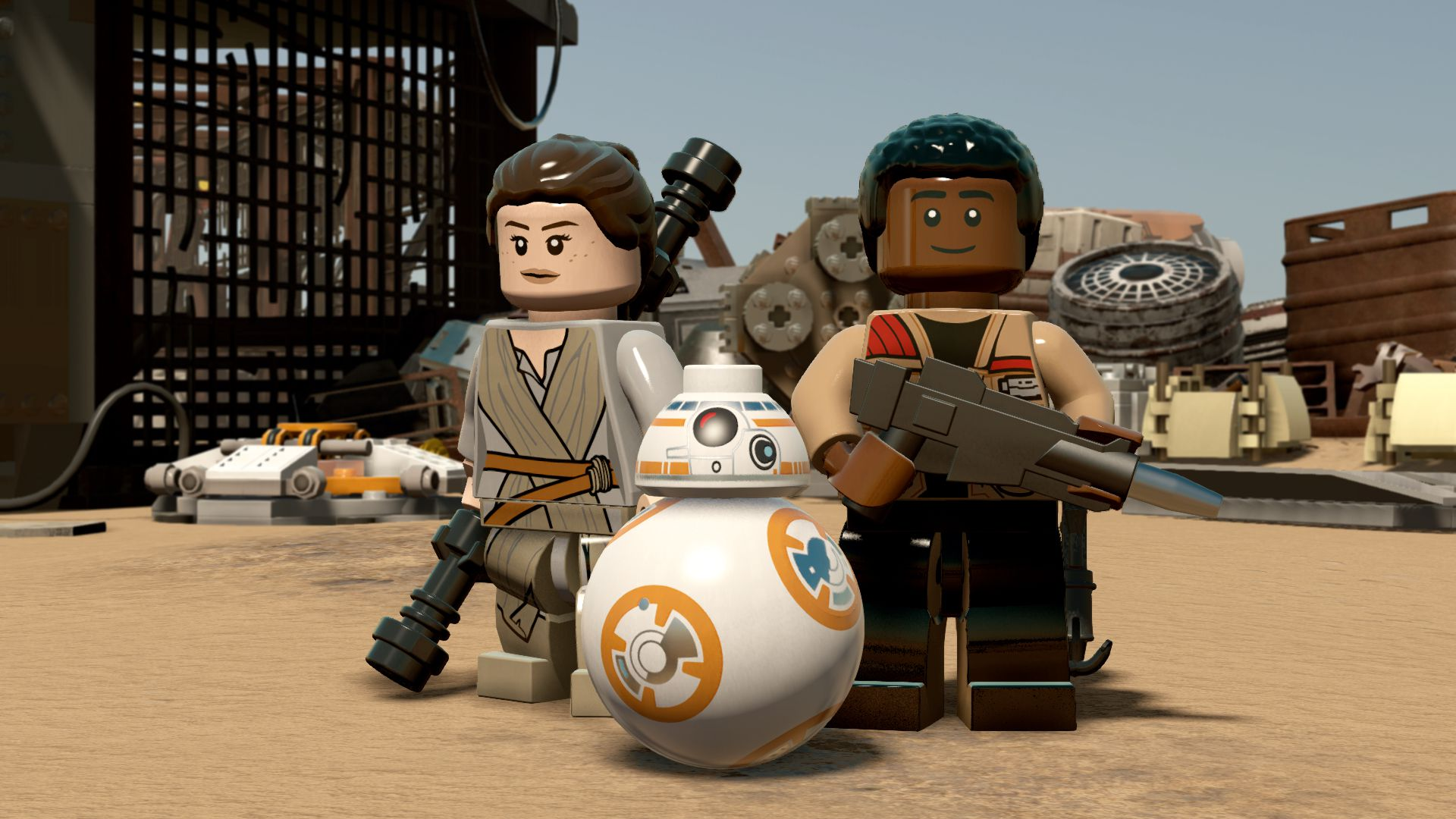 LEGO Star Wars: The Force Awakens - 10 DIcas e truques