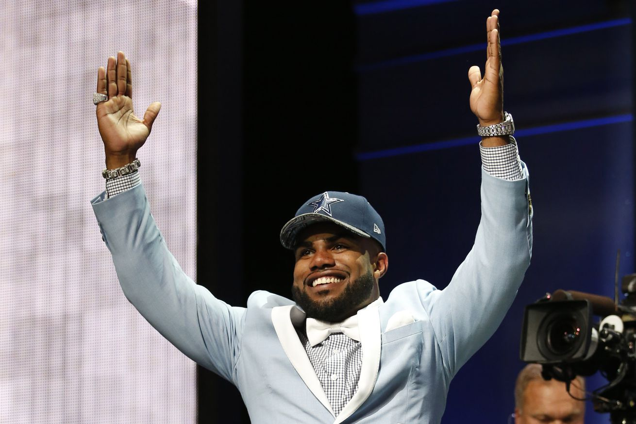 NFL Jerseys Outlet - News: - BTB: Recapping Day 1 Of The NFL Draft For The Cowboys ...