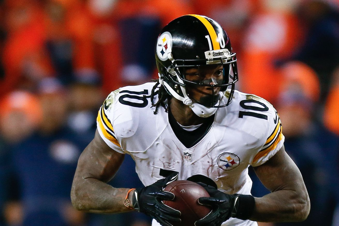 Pittsburgh Steelers' Martavis Bryant faces year-long suspension, reports say