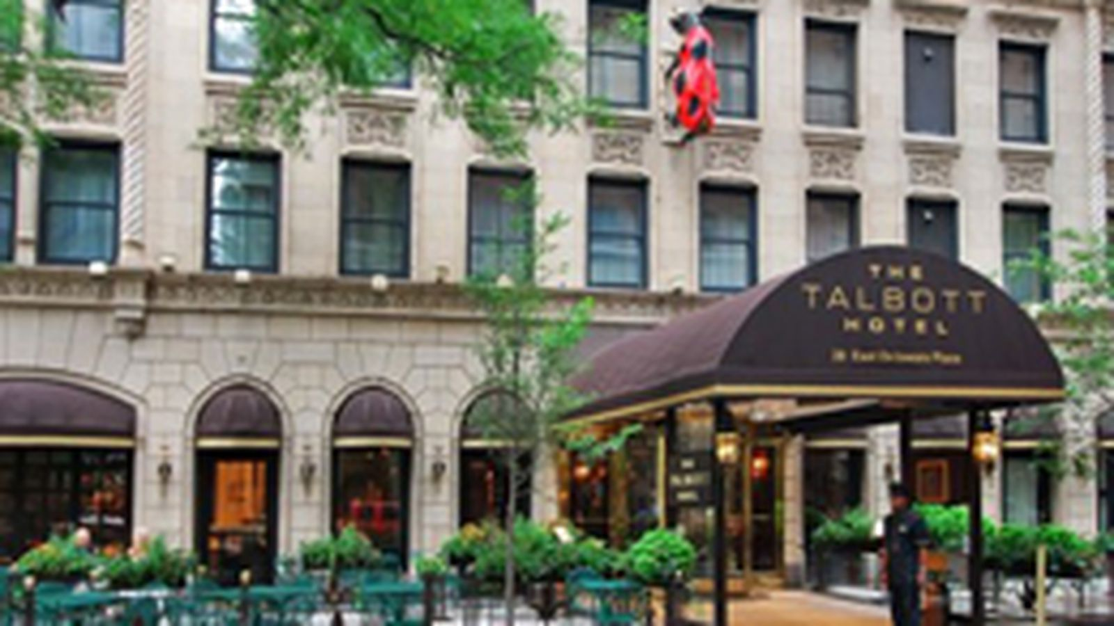 Talbot Hotel Restaurant Chicago