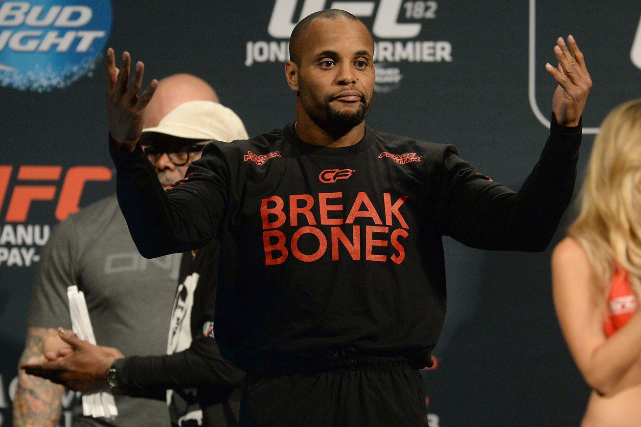 community news, Former UFC light heavyweight champ goes on record: Daniel Cormier WILL beat Jon Jones!