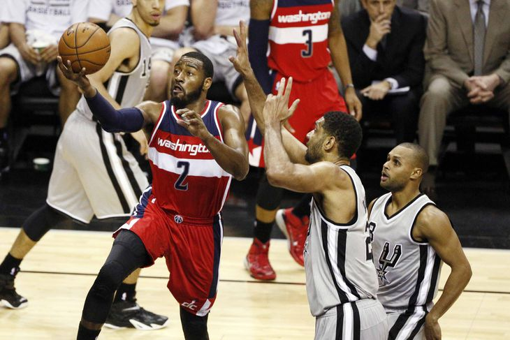 John Wall enters the MVP discussion