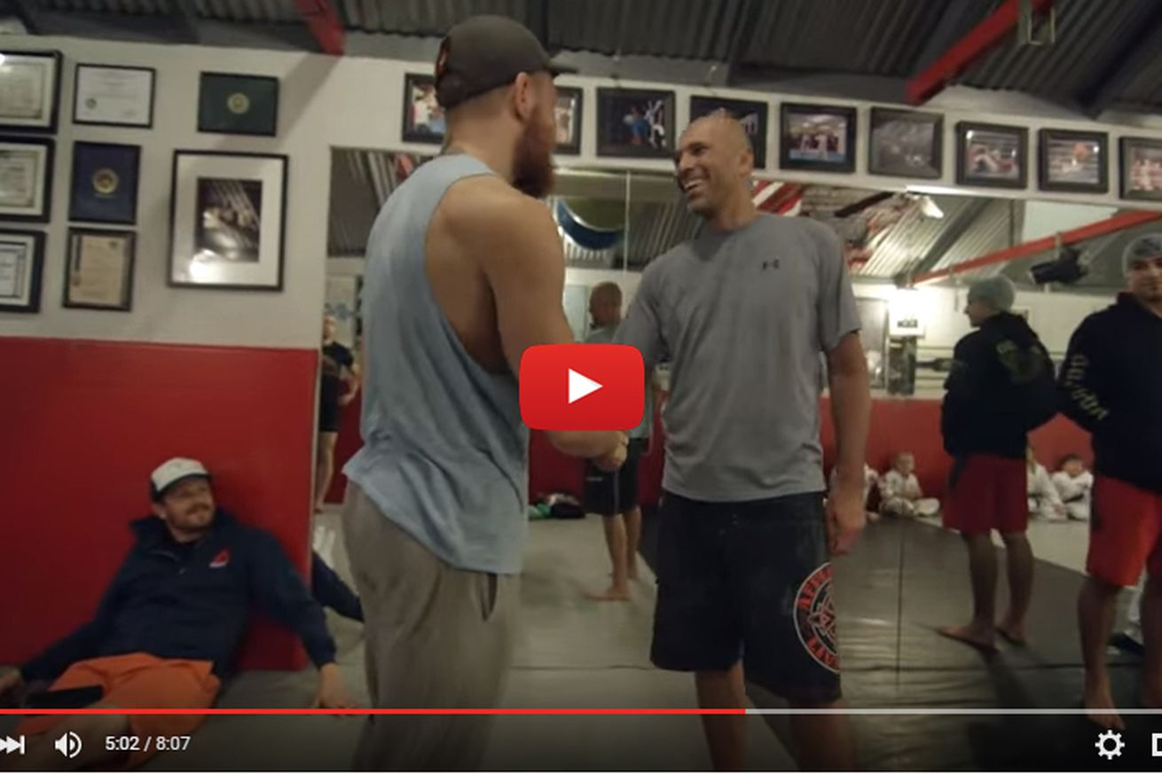 community news, UFC 196 Embedded video, Ep. 2: Even the legendary Royce Gracie is starstruck by Conor McGregor