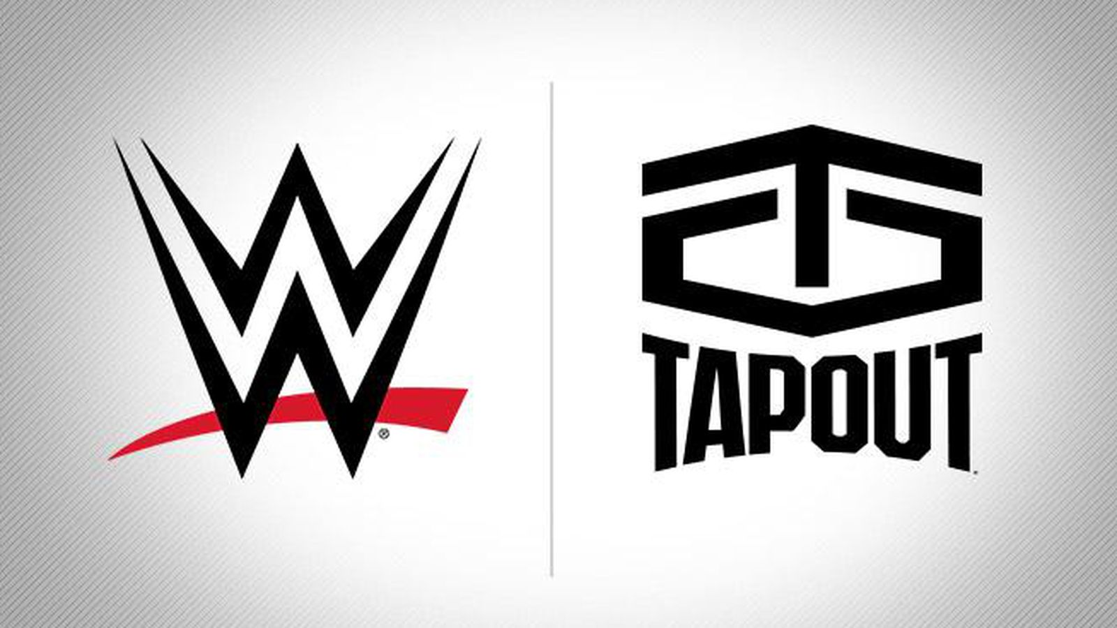 partnership new  make Tapout WWE and their official