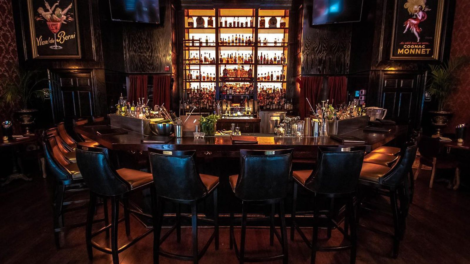 Long live parliament lucky campbell 39 s new cocktail bar - Image of bar ...