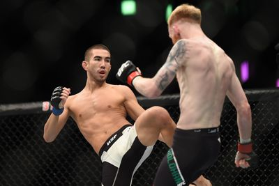 community news, UFC Fight Night 76 results recap: Whats next fight for Louis Smolka?