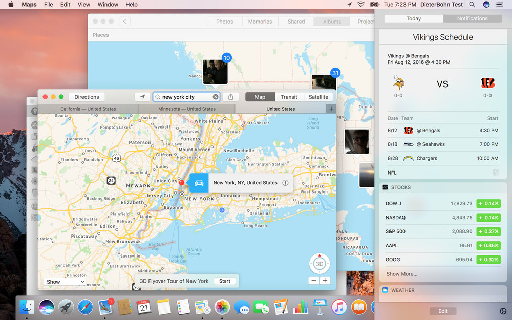 siri macos screenshot