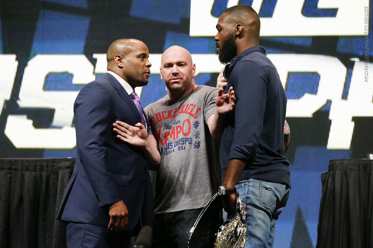 community news, Reps from Jon Jones, Daniel Cormier camps detail pre press conference altercation