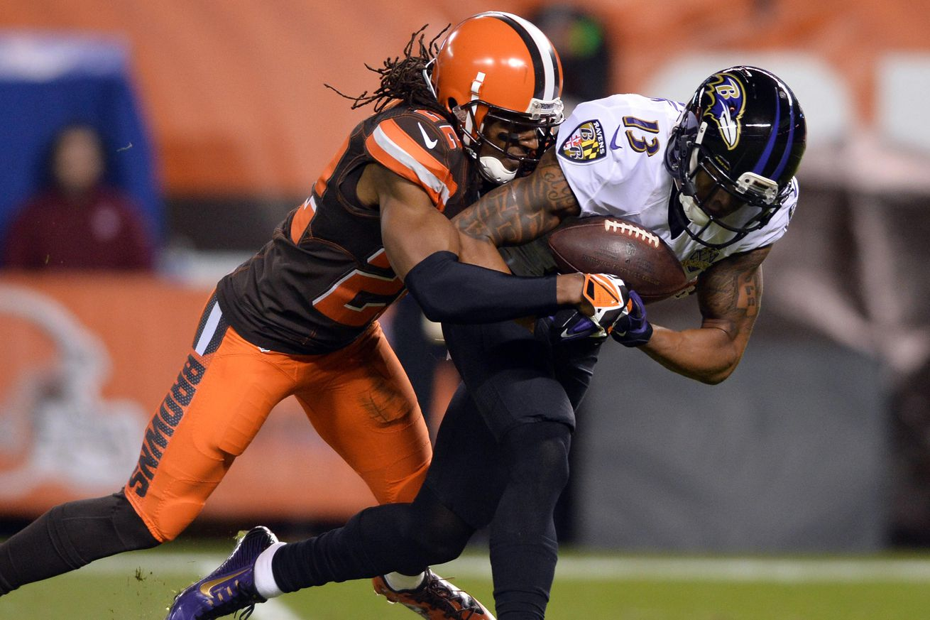Nike jerseys for wholesale - Baltimore Ravens wide receiver Chris Givens visits the New York ...