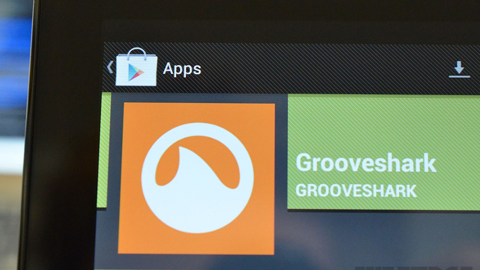 Official Grooveshark app for Android returns to Play Store ...