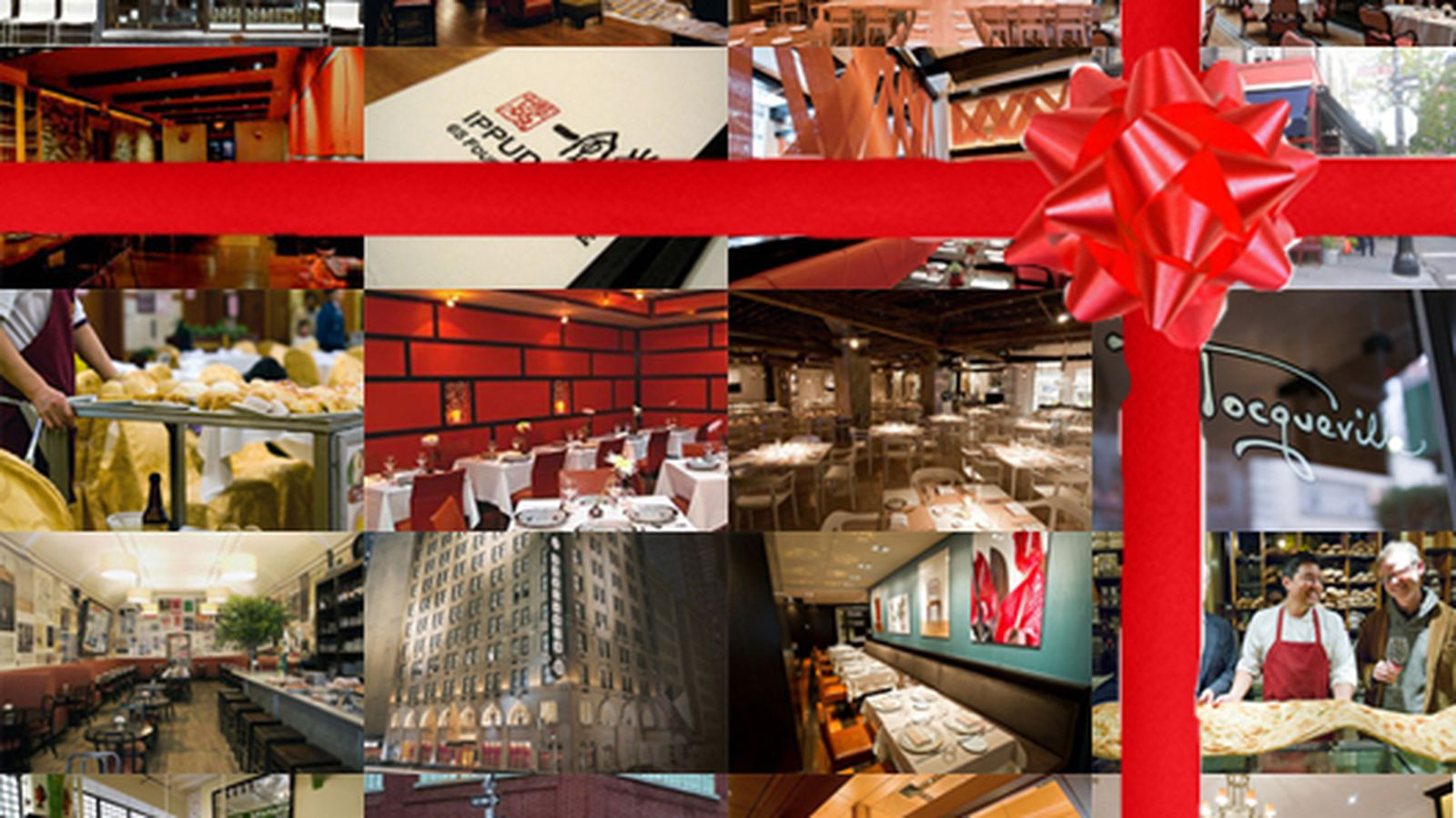 The ultimate new york city christmas day dining guide for Restaurants open on christmas day near me