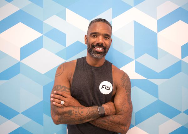 [8/18, 11am] LA's Hottest Trainer 2015 Contestant #13: Victor Self, Flywheel Sports