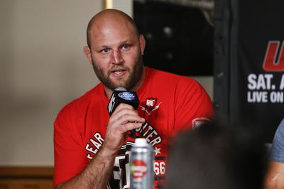 Ben Rothwell removed from next weeks UFC Fight Night Dublin card