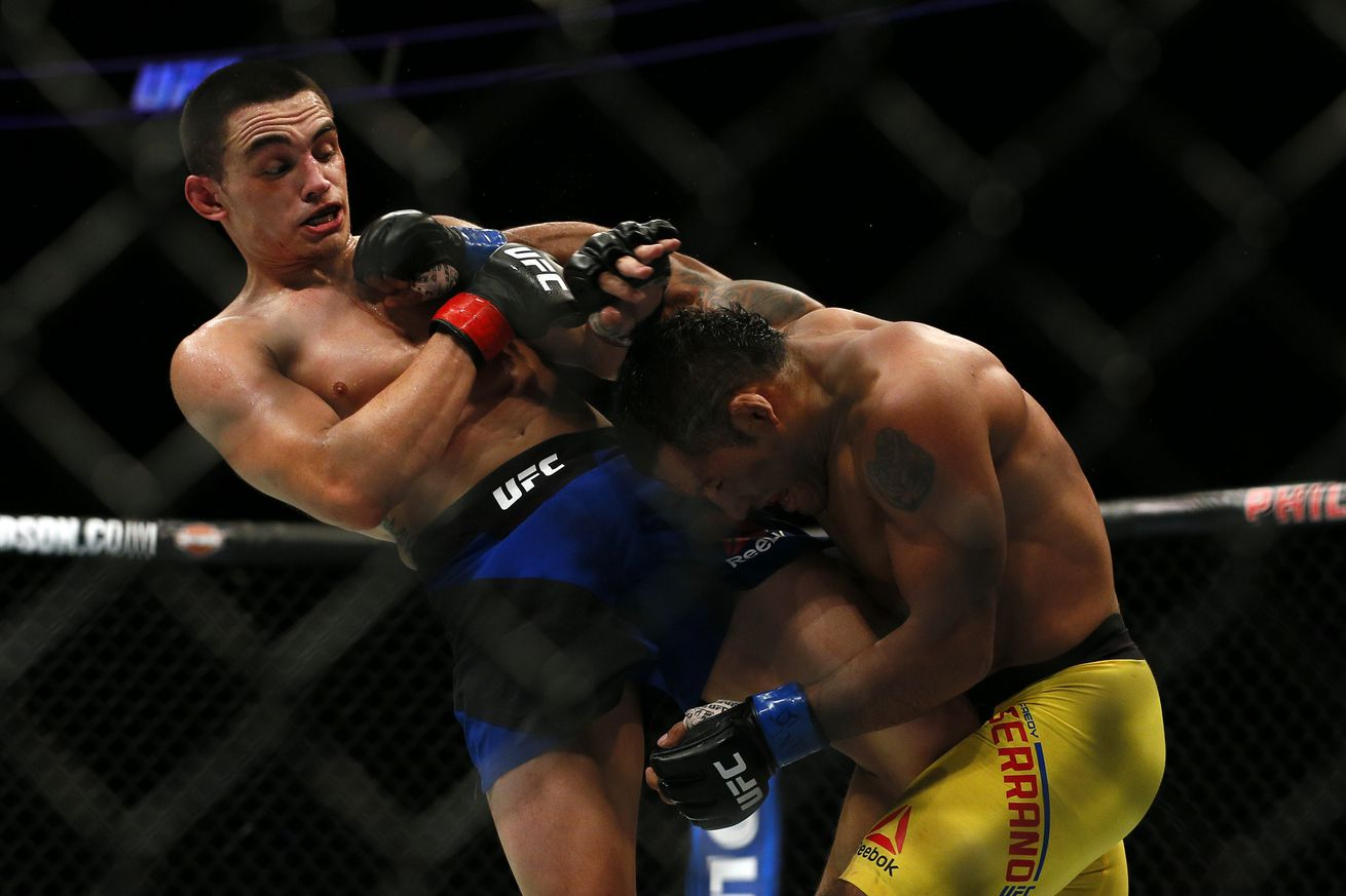 UFC 201 results from last night: Fredy Serrano vs Ryan Benoit fight review, analysis
