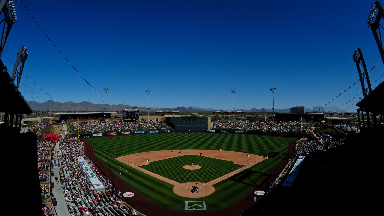az d backs spring training