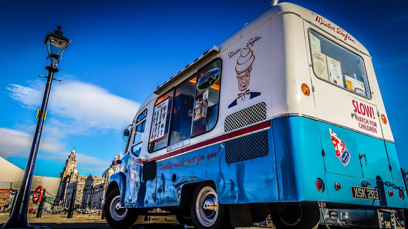 Cheap Rental Trucks >> A Brief History of Mister Softee - Eater