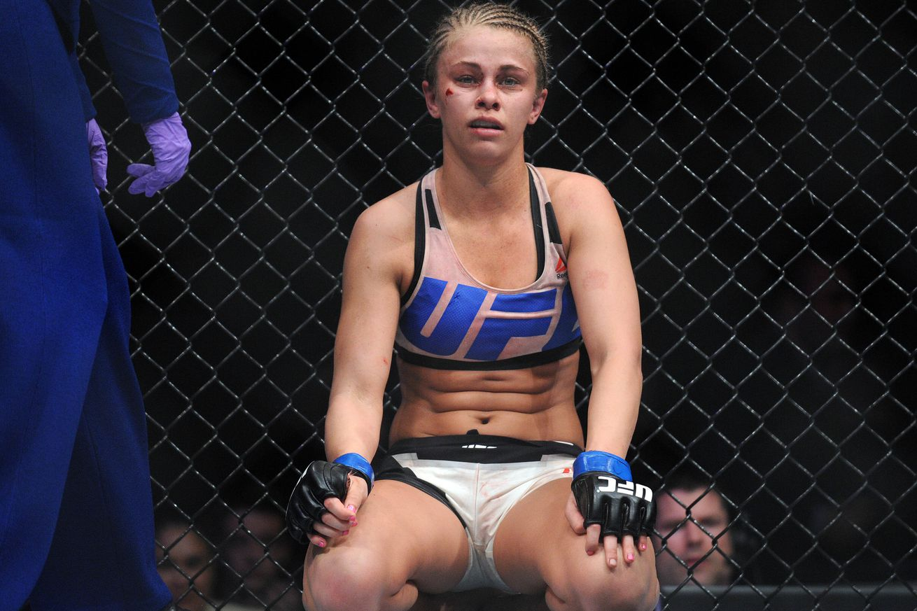 community news, Paige VanZant responds to shocking, unnecessary incident with ex UFC champ Ronda Rousey