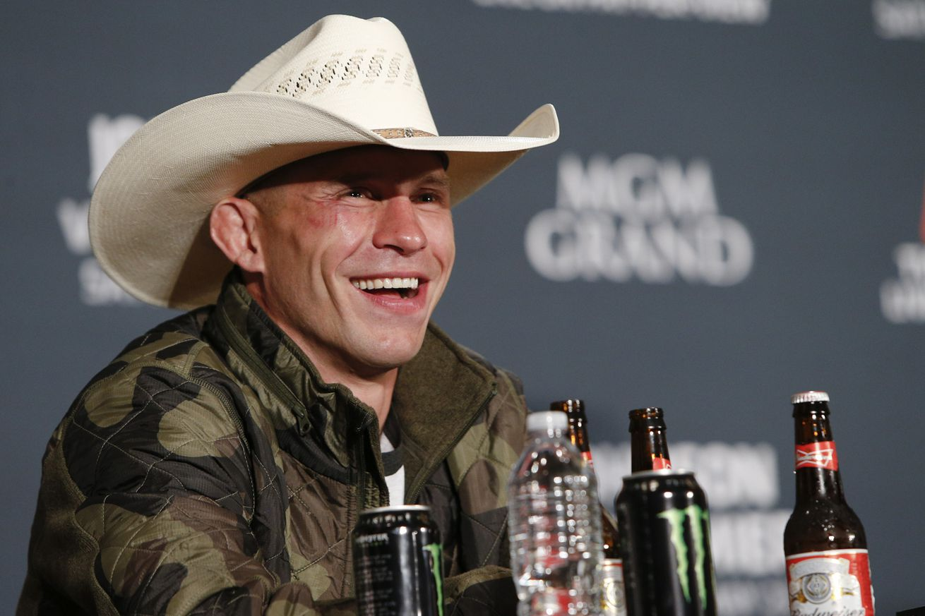 community news, Donald Cowboy Cerrone signs new deal with UFC