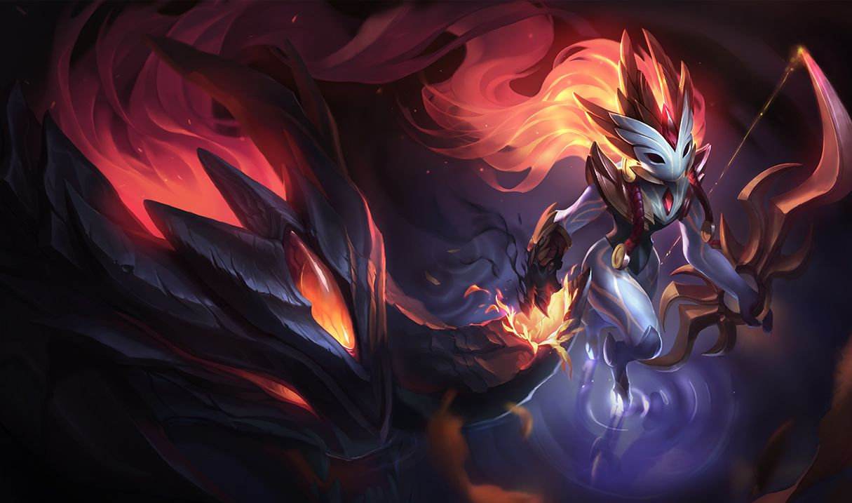 Shadowfire Kindred splash