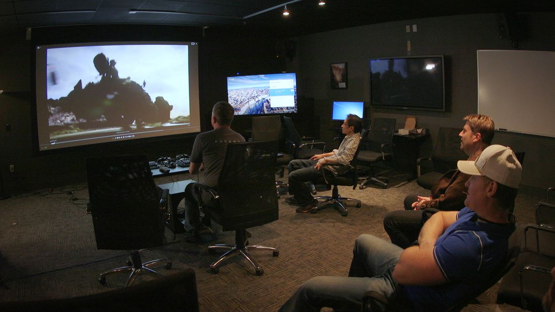 Lights, camera, graphics: How Epic helps Hollywood | Their ...