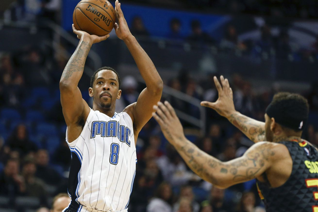 Orlando Magic trade Channing Frye to Cleveland Cavaliers, report says