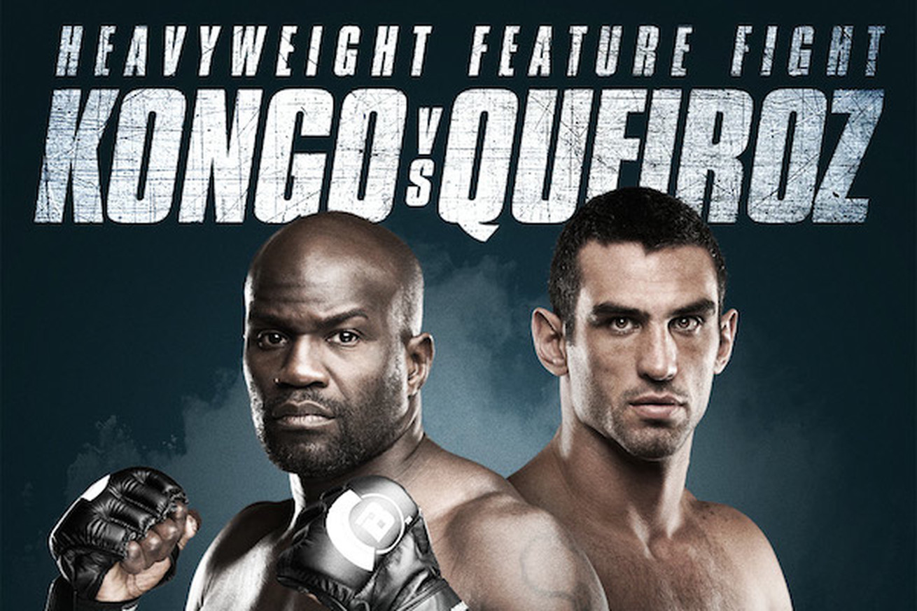 community news, Bellator 150 predictions, preview for Kongo vs Quieroz led fights on Spike TV