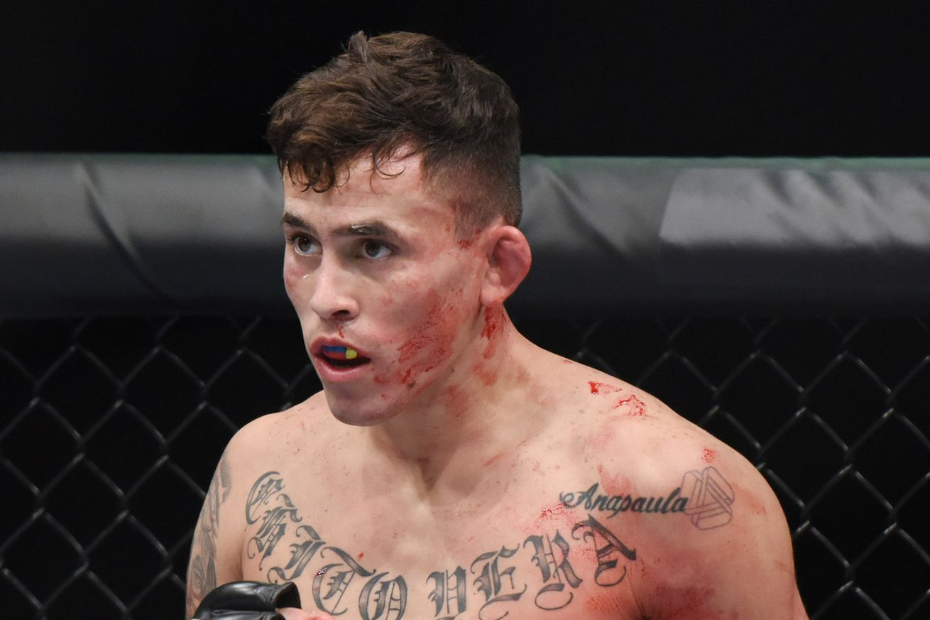 community news, Marlon Vera vs. Ning Guangyou off, Alex Ricci vs. Jeremy Kennedy set for UFC on FOX 21