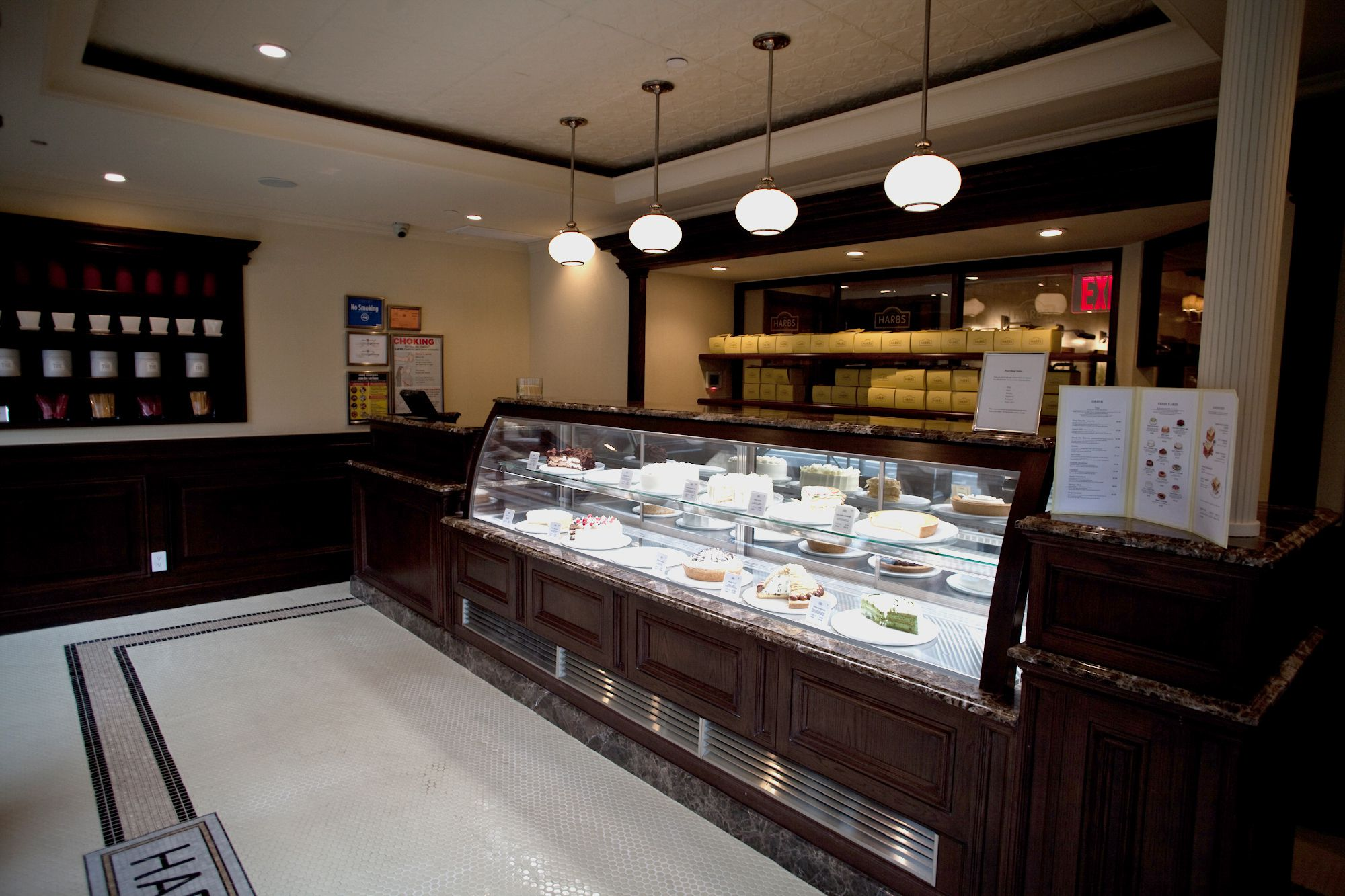 Japanese Cake Boutique Harbs Is Painting Chelsea In Coffee
