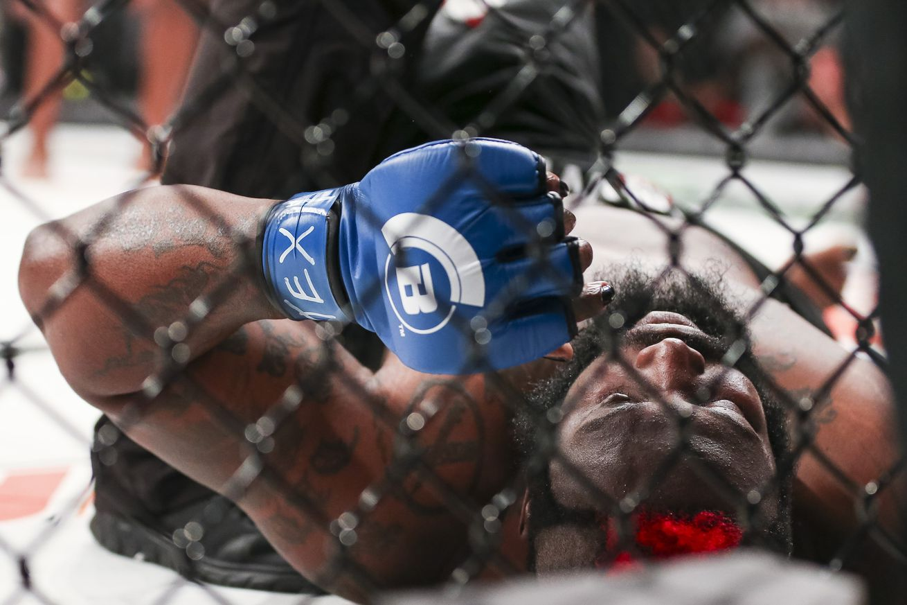 Dada 5000 claims he died during the fight against Kimbo Slice at Bellator 149