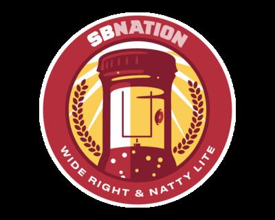Wide Right Natty Lite Logo
