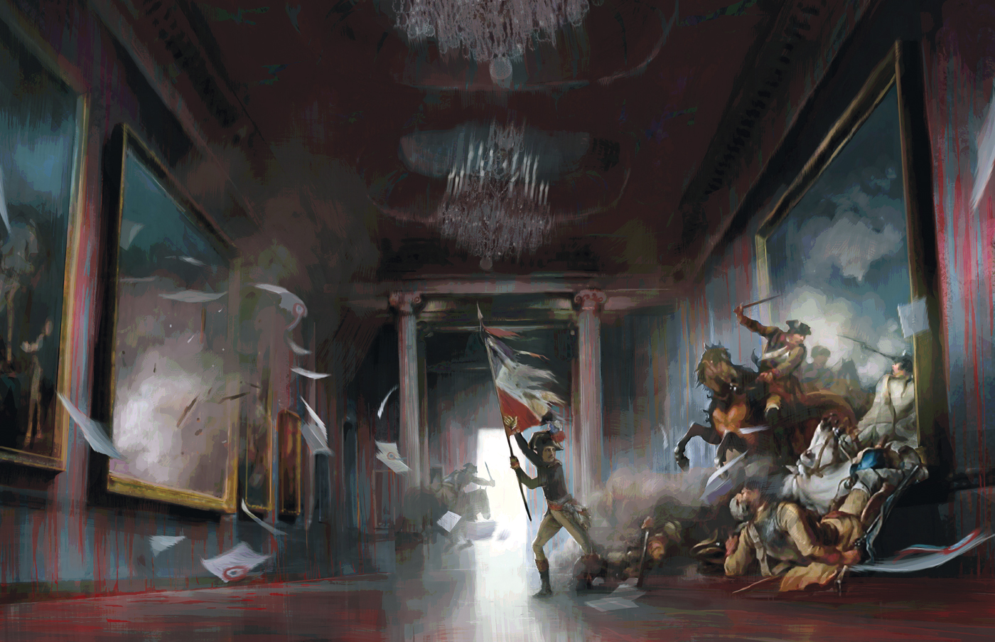the beautiful art behind the paris of 'assassin's creed: unity