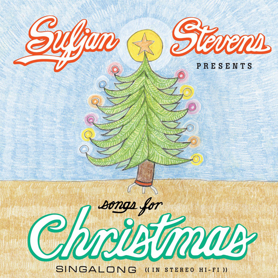 Sufjan Stevens released a 5 EP set of Christmas songs in 2006.