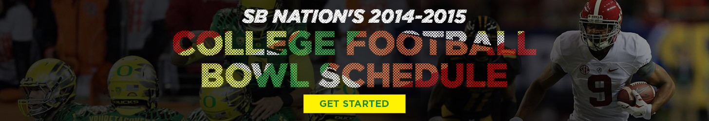 SB Nation 2014 College Football Guide