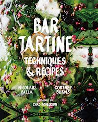Bar Tartine book