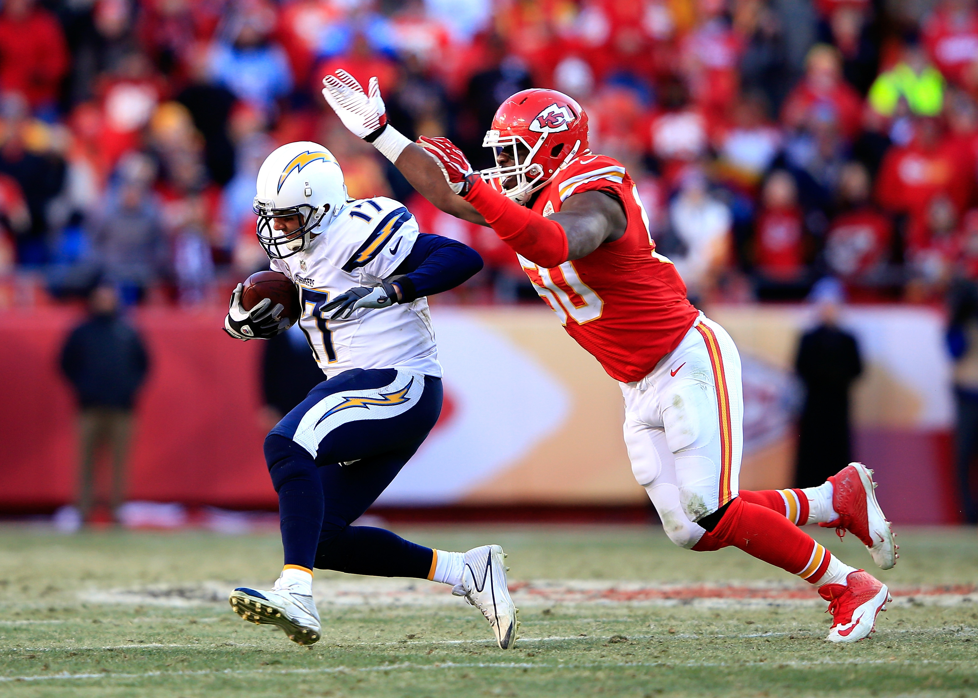 Chiefs LB Justin Houston earns the only award a pass rusher really