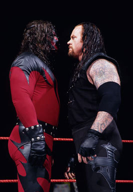 Undertaker And Kane In Real Life Hollywood's...