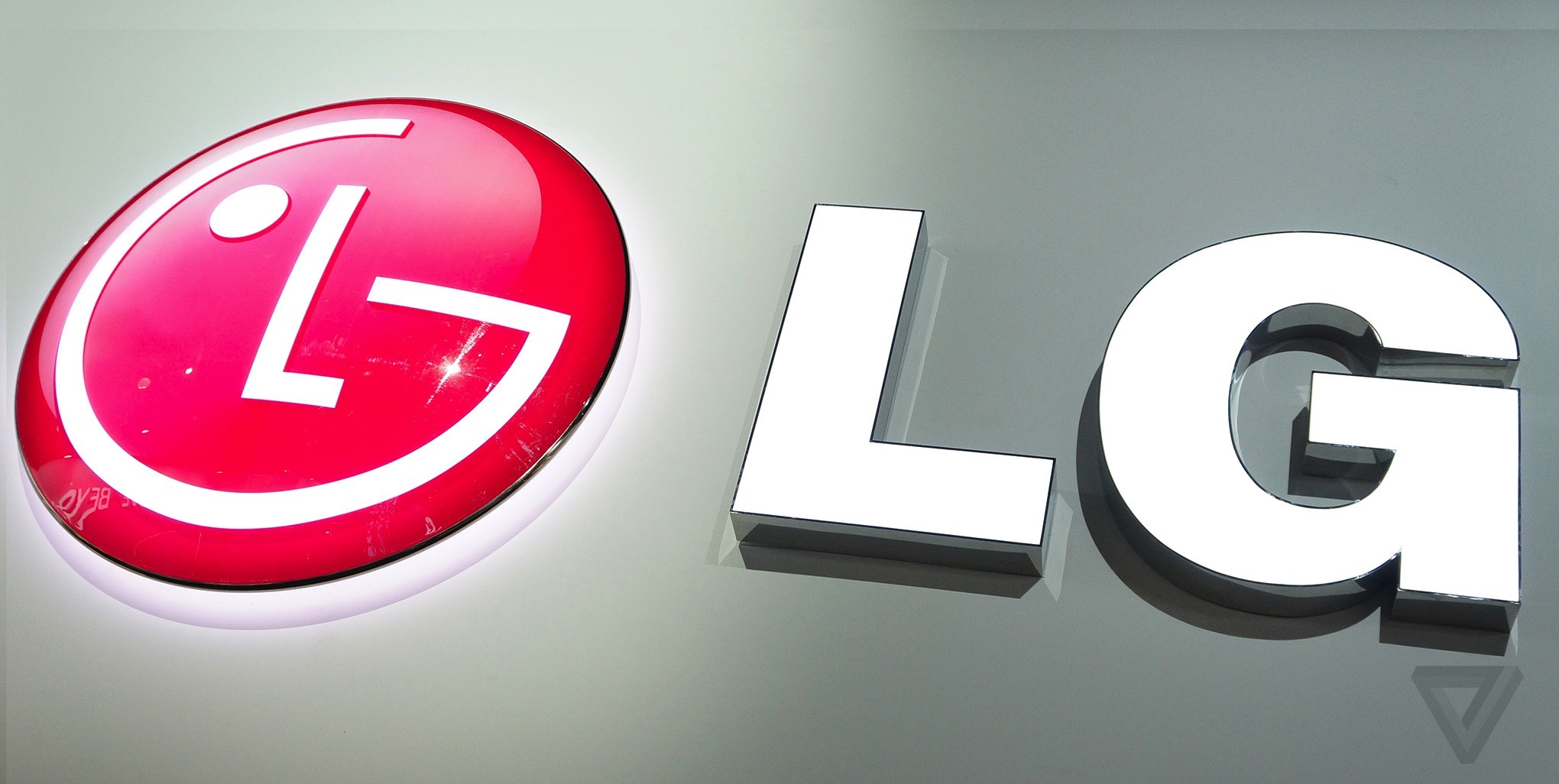 lg has quietly updated its logo the verge